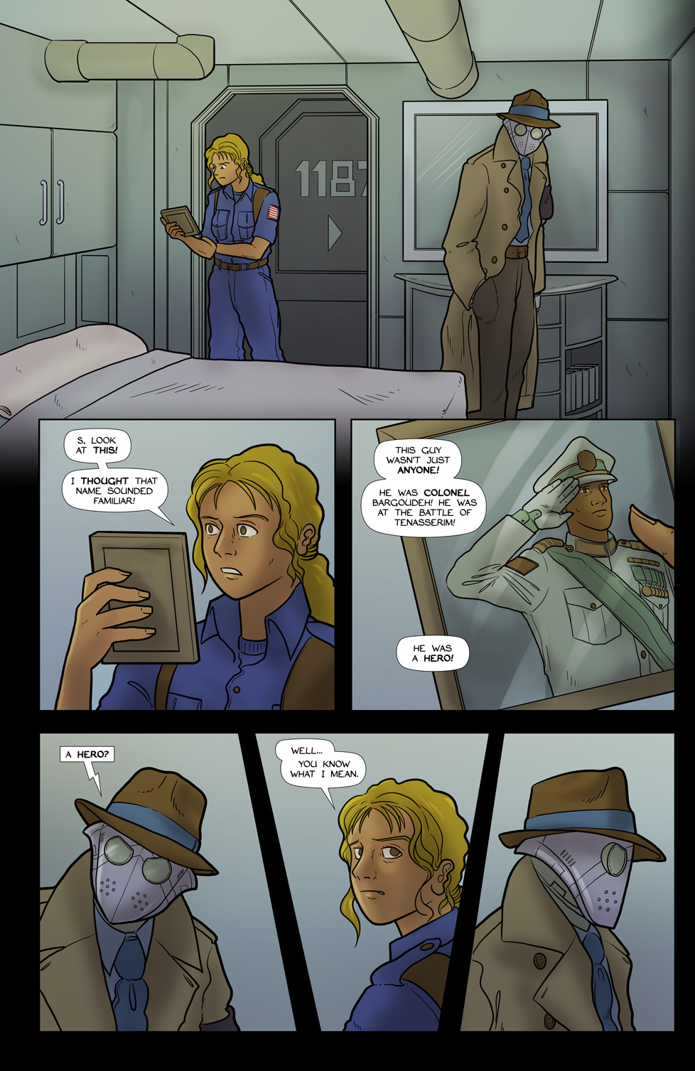A Death at the Gates of Heaven – Page 4