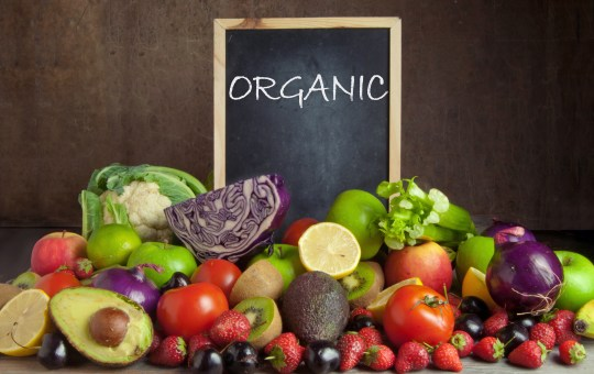 Buying and Eating Organic; Is it necessary? with Nicole Robins