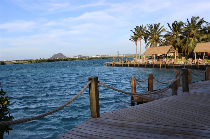 Private Island in Aruba
