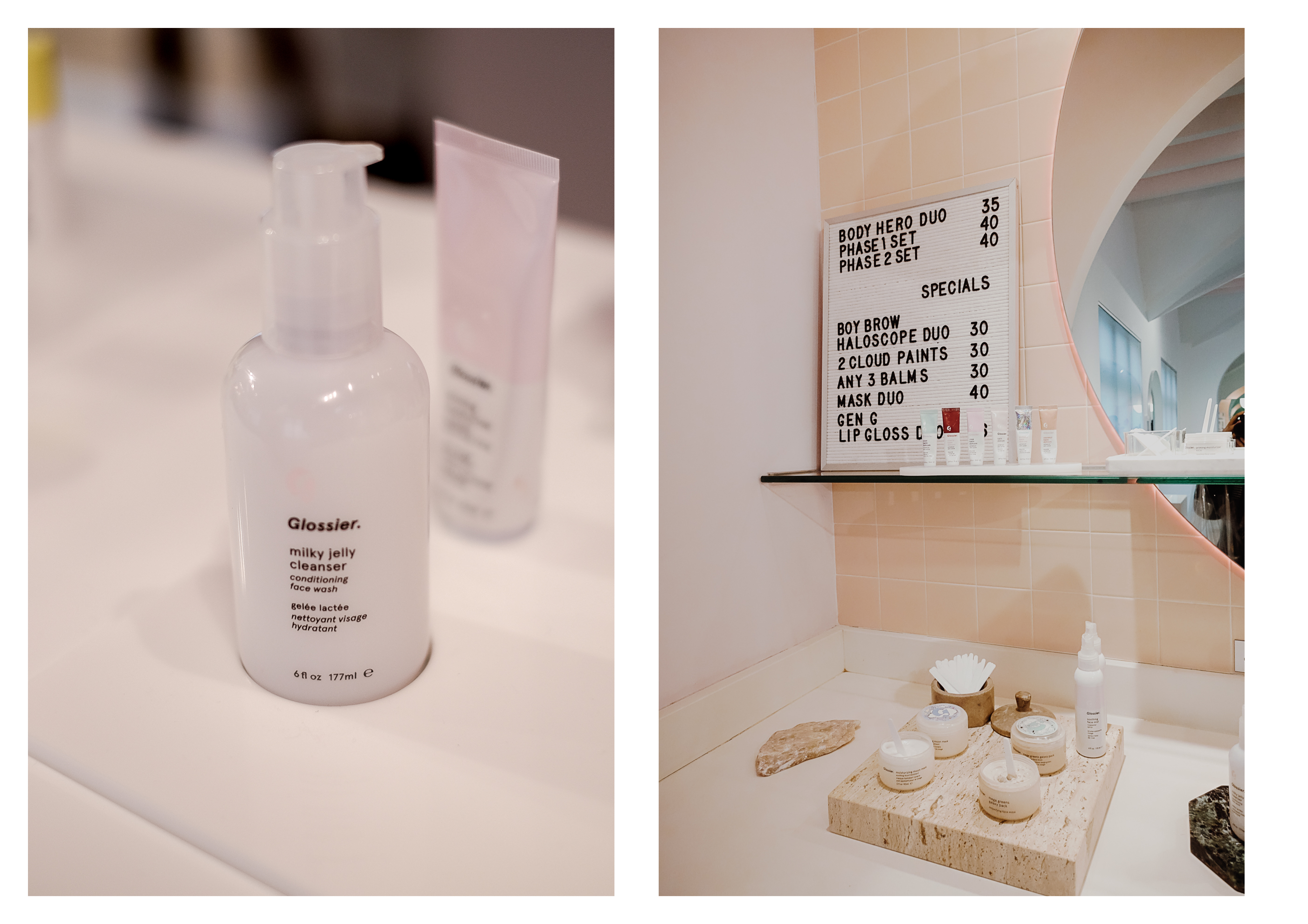 New York City: Glossier Showroom – vickii ma – food, travel and ...