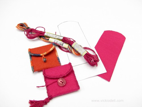 Intention Pouch for Focusing on What You Want In Life