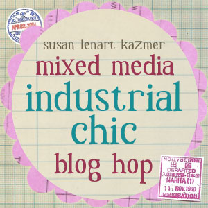 Industrial Chic Blog Hop