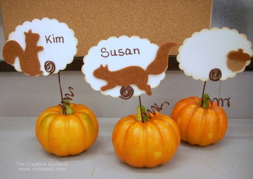 Quick Thanksgiving Crafts