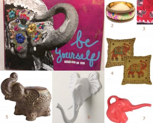 Creative Trend Spotting: Elephants