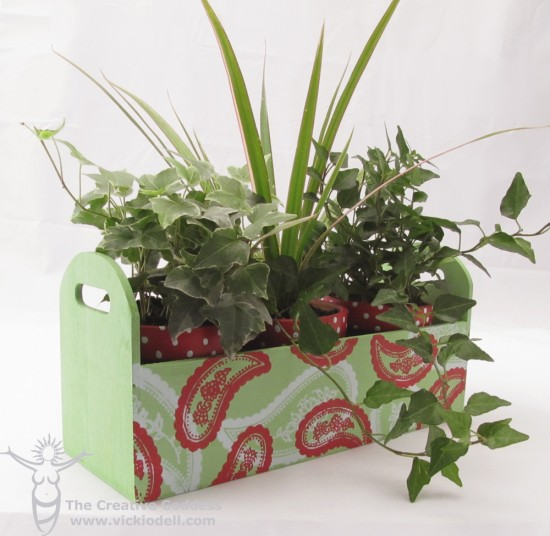 Create a Mother's Day Window Box