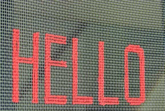 Frugal and Funky Window Screen Repair