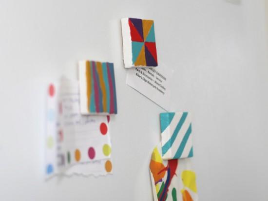 Mini Canvas Magnets