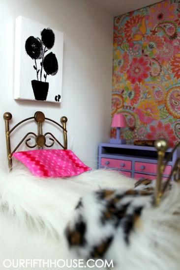 Doll House Wall Art