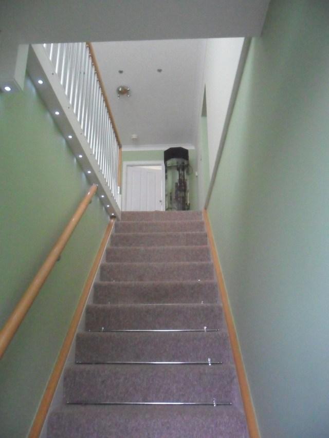 Mr & Mrs Jones - Hall, stairs & landing