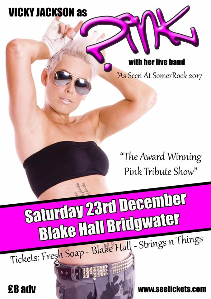 3 More Pink Video's from SomerRock 2017 & follow up gig at Blake Hall, Bridgwater