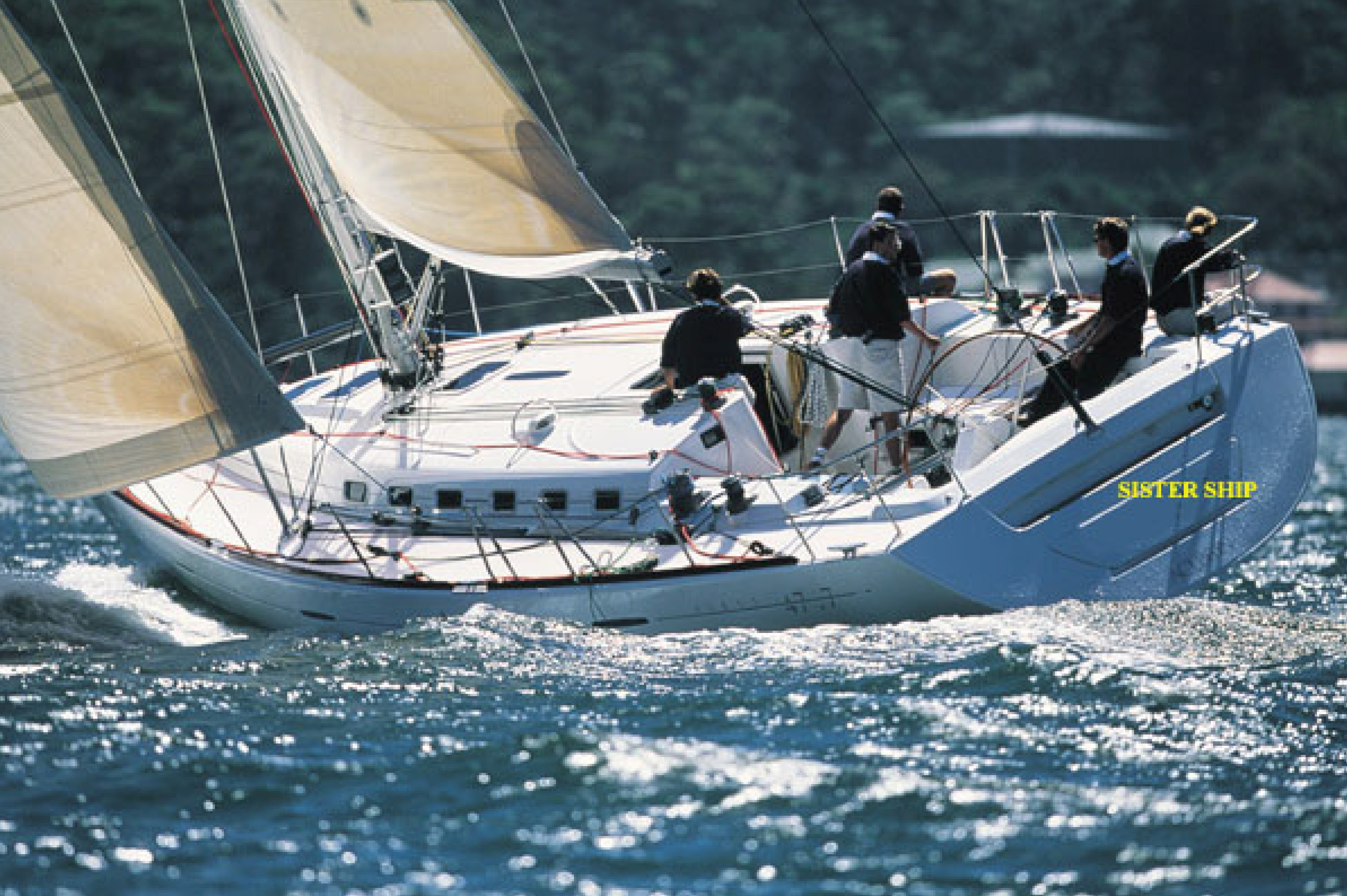 Vic Maui Yacht Race String Theory Follow Equus In