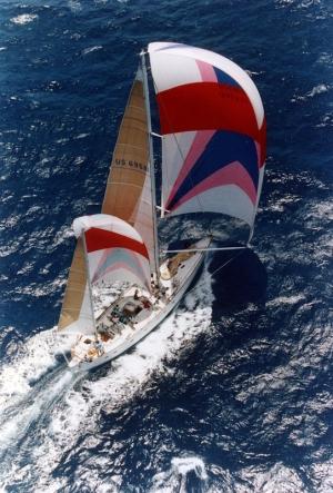 Vic Maui Yacht Race Atalanta 2016