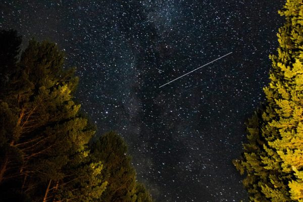 Meteor Shower Florida Today