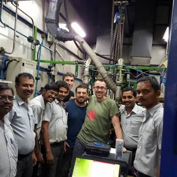 Engine cells benchmark at Same Deutz-Fahr India