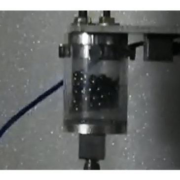 Vibration reduction using Particle Dampers