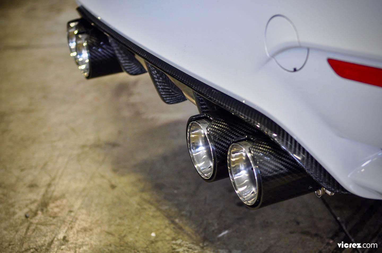 vicrez carbon fiber m performance