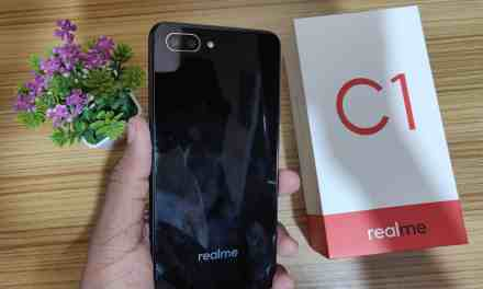 Realme C1 2019 Version launched in India with upgraded RAM & Storage starting from Rs. 7499