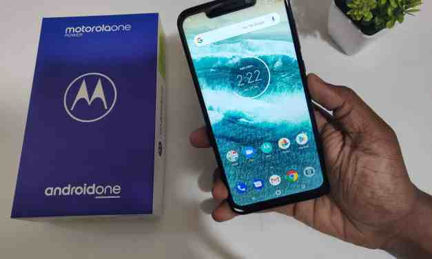 Motorola One Power Unboxing & Review