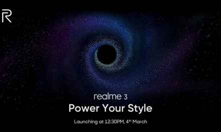 Realme 3 has powered with Helio P70 Processor in SoC, Diamond Rear Design announced for launch on 4th March