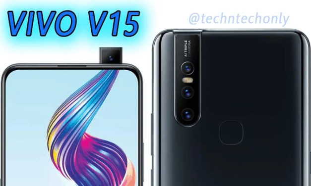Vivo V15 launched in India at Rs. 23,990 via Flipkart: Specs, Features