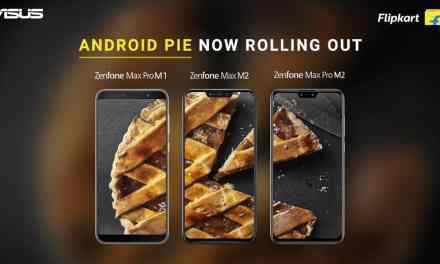 ASUS rolls out Android Pie update for Zenfone Max Pro M2 & M1 and Max M2 smartphones