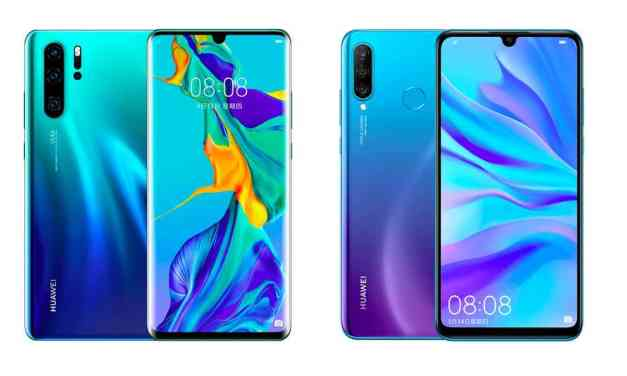 Huawei P30 Lite & P30 Pro launching in India: Spec, Features & Price