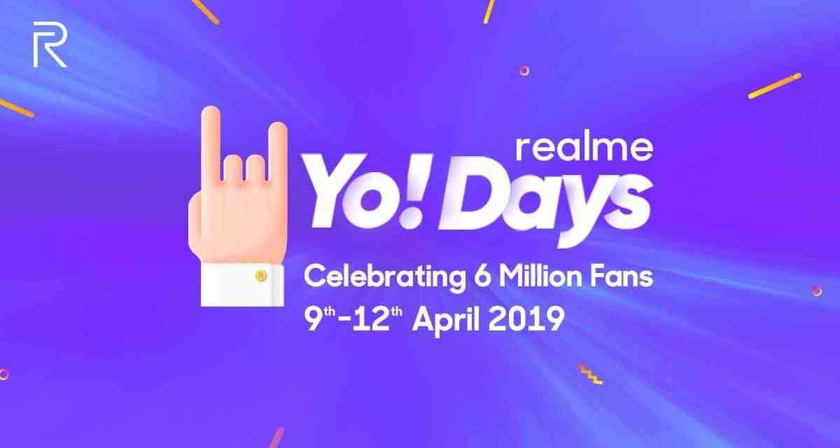 Realme Journey: Six Million Fans by Six Smartphones Launch in a year