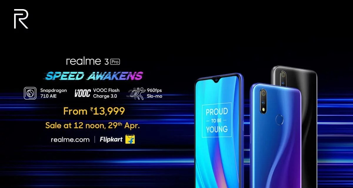 Realme Launched Realme 3 Pro: Price, Specs & Features