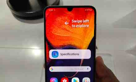 Samsung Galaxy A50 gets temprovary price down to Rs. 18,490 for 4GB + 64GB