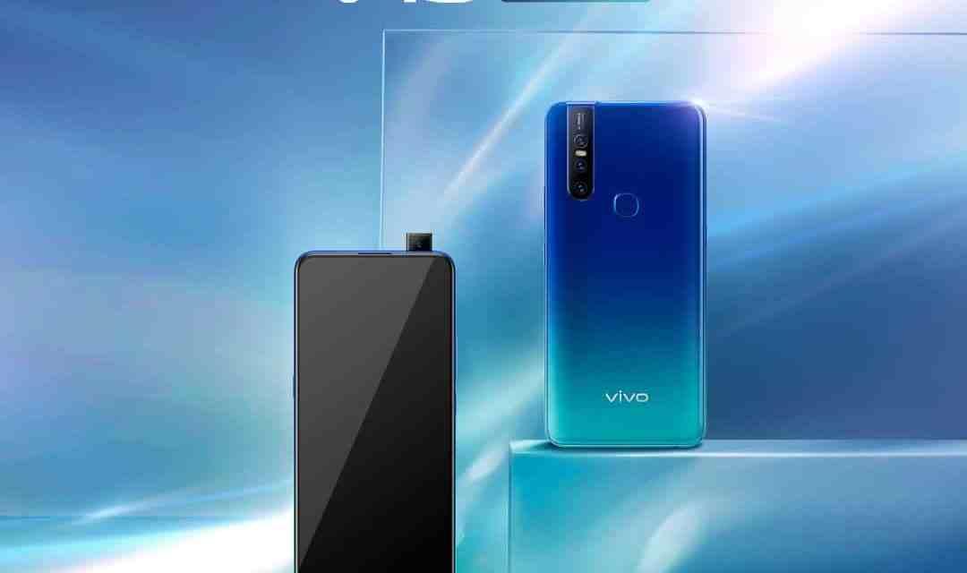 VIVO launched V15 Aqua Blue color variant: Price, Specs & Features