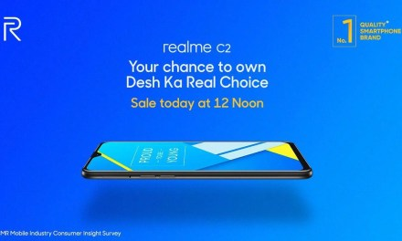 Realme C2 available for Sale: Price, Storage & Specs