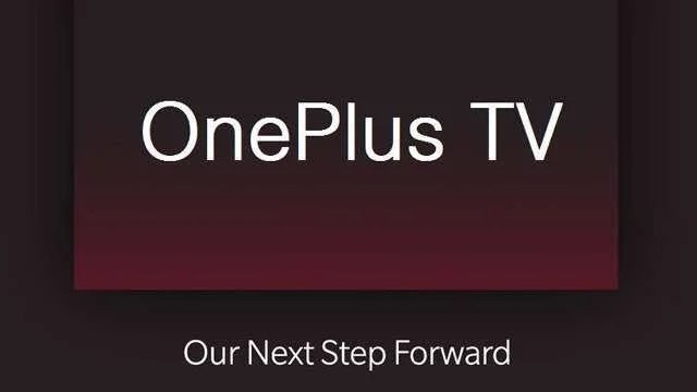 OnePlus TV will launch soon in India: Known updates