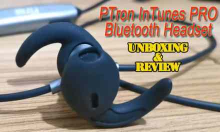 PTron InTunes Pro Bluetooth Headset Unboxing & Review: Best for under Rs. 1,000 prices