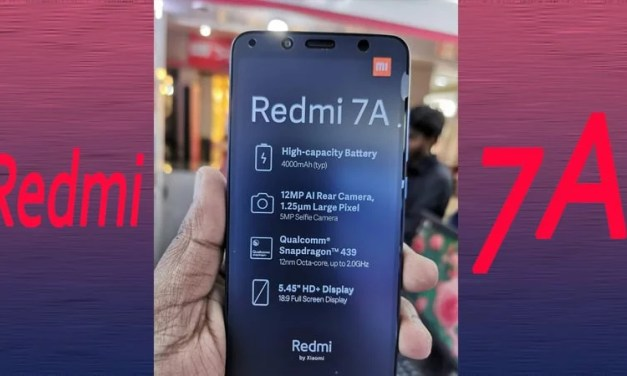 Redmi 7A launch soon with Snapdragon 439 Processor in India: Specs, Launch date
