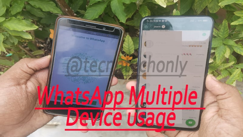 WhatsApp new system enable same WhatsApp number on multiple devices