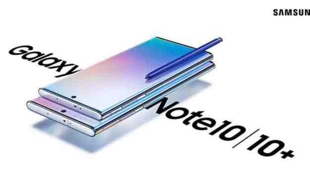 Samsung Galaxy Note 10 Plus launched, price in India starts from Rs. 79,999: Full Specs & Price