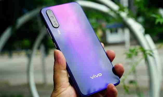 VIVO Z1 specs reveal 48MP triple camera, In-Display Fingerprint, 4500mAH battery
