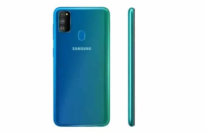 Samsung Galaxy M30s announced with 48MP camera & 6000mAH battery