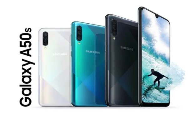 Samsung Galaxy A50s launch on 11th September in India