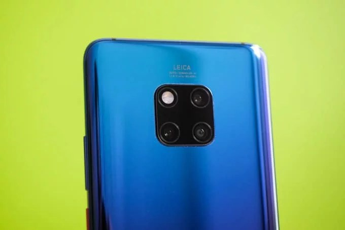 Huawei Mate 30 series launch date on September 19th: Quad Camera