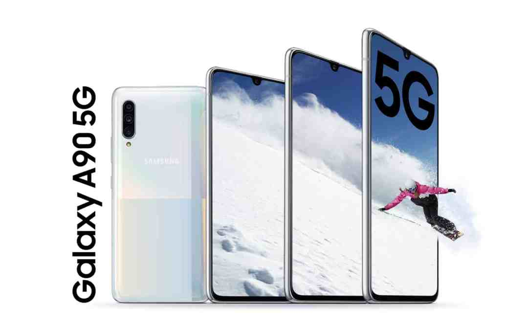 Samsung Galaxy A90 Specs reveal 6.7-inch sAMOLED display, 48MP triple camera, & 5G support