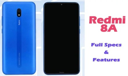 Redmi 8A launch in India scheduled on 25th September: Full Specs