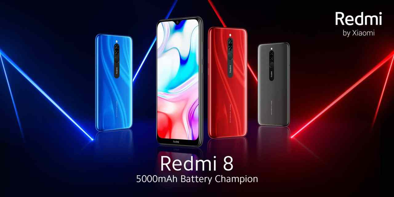 Redmi 8 launched, priced for Rs. 7,999: Full Specs, Offers