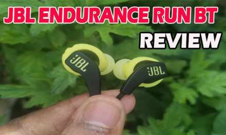 JBL Endurance Bluetooth earphone Review: Best in All