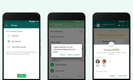 New Update on WhatsApp Group Privacy options based on Indian users feedback