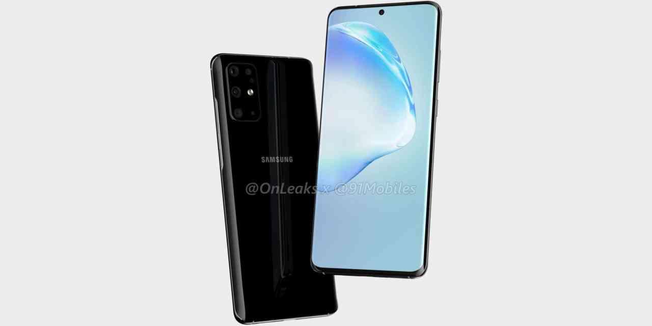 [Exclusive] Samsung Galaxy S11 Plus Design, Specs & Features: Best Internals