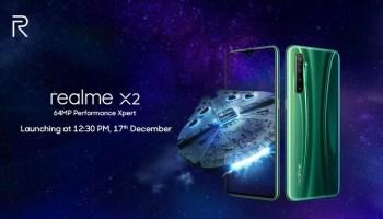 realme X2 launch