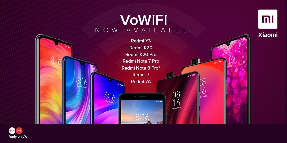 List of VoWiFi supported Redmi phones & how to activate? – Check yours!