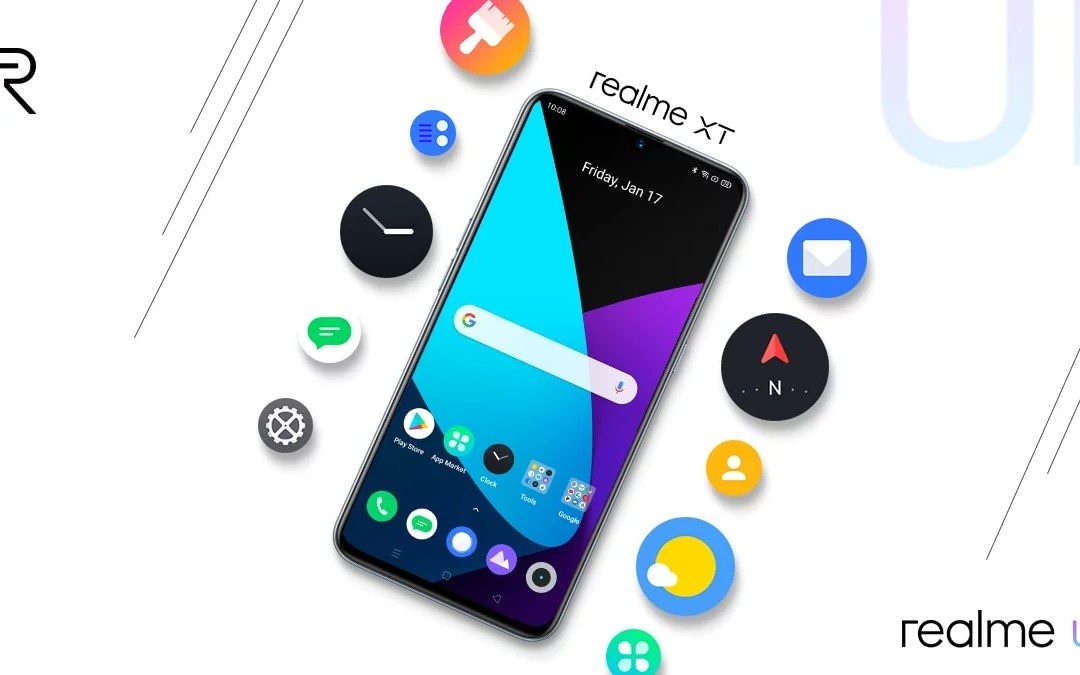 Realme XT with Realme UI update based on Android 10 rollout – Full Changelog