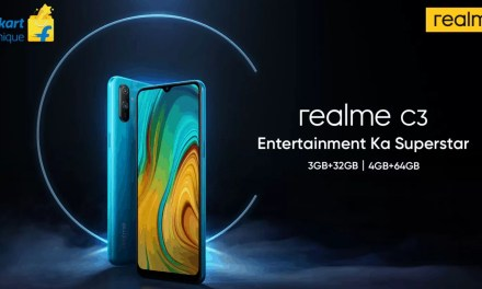 Realme C3 launch confirmed on 6th February – Helio G70 processor, 5000mAH battery